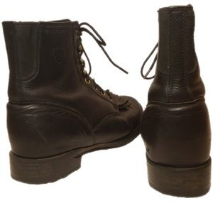 Shoes - Ariat heritage lacer II 7.5C western english